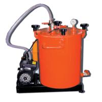 Установка вакуумная УВ 27л. для определения водонасыщения а/бетонных образцов по ГОСТ12801-98