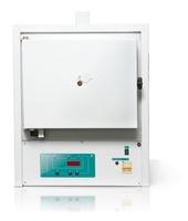 Печь муфельная ЭКПС 10 (одноступенчатый микропроцессорный  регулятор  автономная  вытяжка)