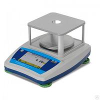 Лабораторные весы M-ER 123 АCFJR-600.01 SENSOMATIC TFT