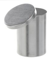 Бюкс алюминиевый d-50 h-40