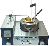 ТВО-ПХП прибор для определения температуры вспышки в открытом тигле