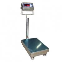 "Платформенные электронные весы мп 600 вда ф-3(100/200; 600х800) ""батискаф x"
