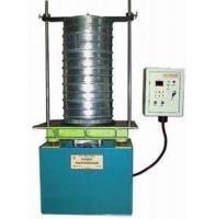 грохот лабораторный (типа КП-109/2) для сит 300 мм, 380 Вт