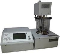 АКШ Аппарат для определения температуры размягчения битумов
