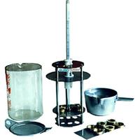 Прибор «КИШ-2» с программируемым регулятором тем-ры (тем-ра размягчения битумов, ГОСТ11506) (С)