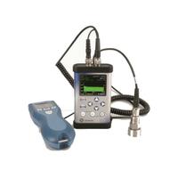 SVAN-974 виброметр в комплекте: SVAN 974 - измерительный блок, SV80 - акселерометр, SC 56 - кабель