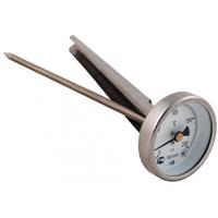 Термометр биметаллический ТБП-40 (поверен)